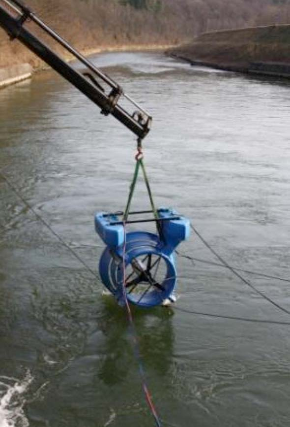 Smart Hydro Power successfully reveals first micro-hydro ...