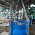 Telecom Project in Tabang, Indonesia