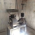 Installation of a hybrid system for productive use, India
