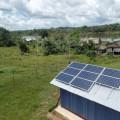 Community Services with a SMART hybrid system at Bellavista, Peru